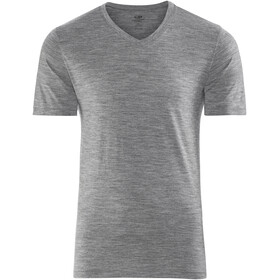 Icebreaker Tech Lite - T-shirt manches courtes Homme - gris